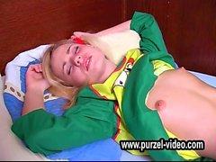 lovely blond sweet teen purzel girl compilation.