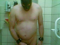 ENEMA SM piercing SLAVE GERARD