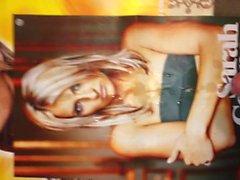 Sarah Connor cumshot no.2