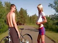 schoonheid blond neuken hardcore russisch