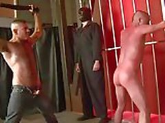 Caged Bottom Takes It Hard