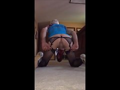 Sissyboy Gets Humiliated on Video