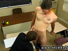 Pics gay porn mature blow jobs Danny Brooks finds his studen