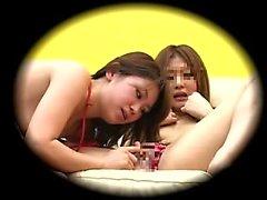 dilettante asiatico tastare camme nascoste