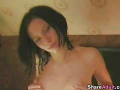 amateur cuarto de baño de pelo negro mamada caucásico