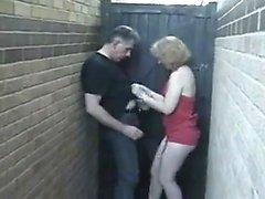 amateur blondine blowjob reifen kleine titten