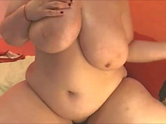 STACKED Natural bbw with huge ass and tits