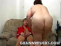 gordura avó hardcore