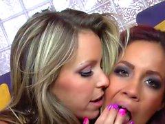 bisexuell blondine blowjob hd lesbisch