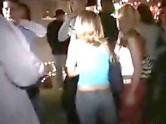 домашний любительский танцы