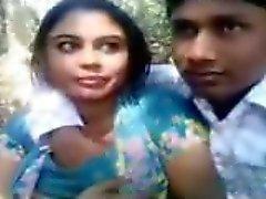 amador asiático indiano nudez em público