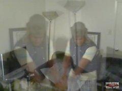 preto caseiro vídeo de música música músculo