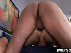 Hot gay anal and anal cumshot