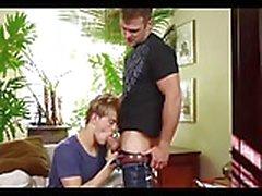 DucaDiMantua THE HANDSOME DANCER Gabriel seduces Jett