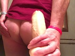 Ass Toying, anal stretching, butt plug, prolapse Pt 3
