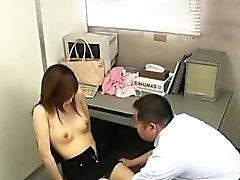 dilettante asiatico tastare