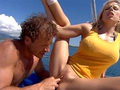 george uhl jamie bäckar bikini blondin babe