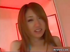 amateur brunette dildo japanse