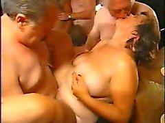 sexo em grupo amadurece swingers