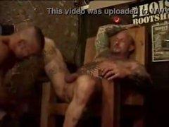 durchdringend hahn - piercing dick - stechen