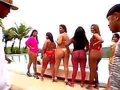 Big Bubble Butt Brazilian Orgy 7 CD2