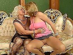 nonna lesbica lesbiche mamme sesso lesbico