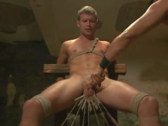 Hayden Richards vs the Chair - Scene 1