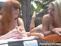 penny pax vicky vette mädchen mädchen blonde norwegische groß