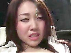 любительский азиатский садо-мазо фетиш