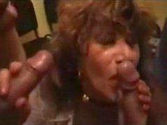 masturbación handjobs orgía