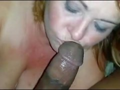 sexy bbw sucks fat milf