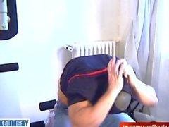 франсуа сагат keumgay массаж