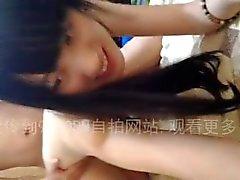 adolescente jovem asiático amador