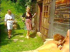 bionde tedesco sesso di gruppo