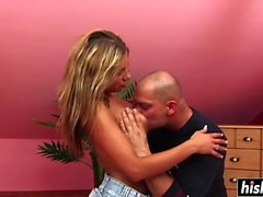 baby blondine blowjob hardcore hd