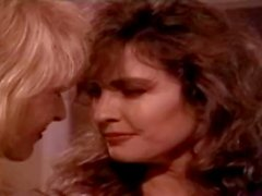 Ashlyn Gere Bionca Nina Hartley in lesbians make love in hot classic xxx threesome
