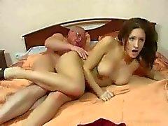 ruso familiares - relaciones sexuales vieja - hombre de - jóvenes - niña de amateur