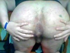 45. Beautiful Cute Boy,Nice Cock,Very Big Ass On Doggy OnCam