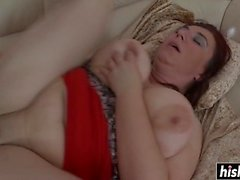 bbw big boobs blowjob