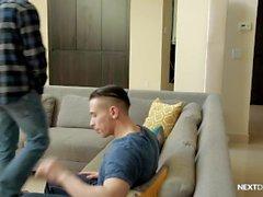 NextDoorRaw Watcher Joins in Couples Bareback!