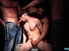 Big dick gay dap with cumshot