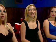 Ashley Fires Chanel Preston Lia Lor about cuckold femdom scenario