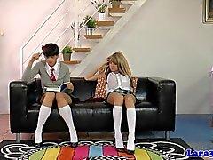 lesbica maturo scuola