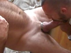 2 Sexy Daddies Having Hot Bare Session