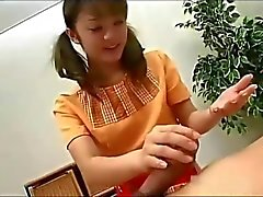 handjob giapponese bellezza