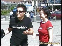 amateur allemand de plein air