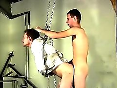 Teen gay boy sex Aiden is charged with cracking in and using