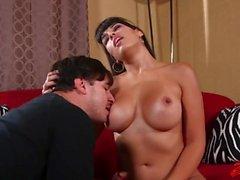 sexo oral grandes mamas latino boquete vagina lambendo