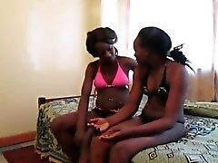 bambino nero ed ebano lesbica giocattoli