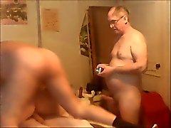 amateur biseksuelen dubbele penetratie